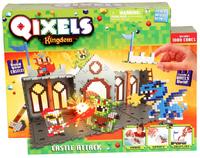 Qixels: Kingdoms - Castle Attack Playset