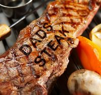 Davis & Waddell Maverick Custom BBQ Branding Iron Set image