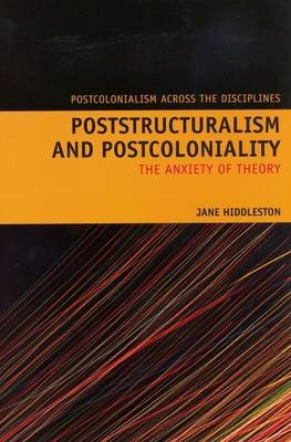 Poststructuralism and Postcoloniality by Jane Hiddleston