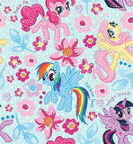 My Little Pony School Book Covering (1M)