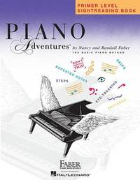 Piano Adventures - Primer Level - Sightreading Book by Nancy Faber