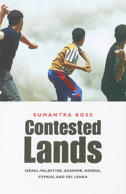 Contested Lands by Sumantra Bose image