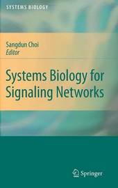 Systems Biology for Signaling Networks image