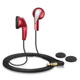 Sennheiser MX 365 Earphones (Red)