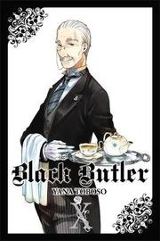 Black Butler, Vol. 10 by Yana Toboso