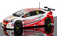 Scalextric: DPR BTCC Honda Civic Type R #52 - Slot Car