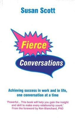 Fierce Conversations by Susan Scott image
