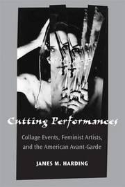 Cutting Performances by James M. Harding image