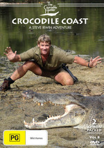 Crocodile Hunter, The - Vol. 8: Crocodile Coast on DVD