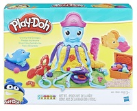 Play-Doh: Cranky The Octopus