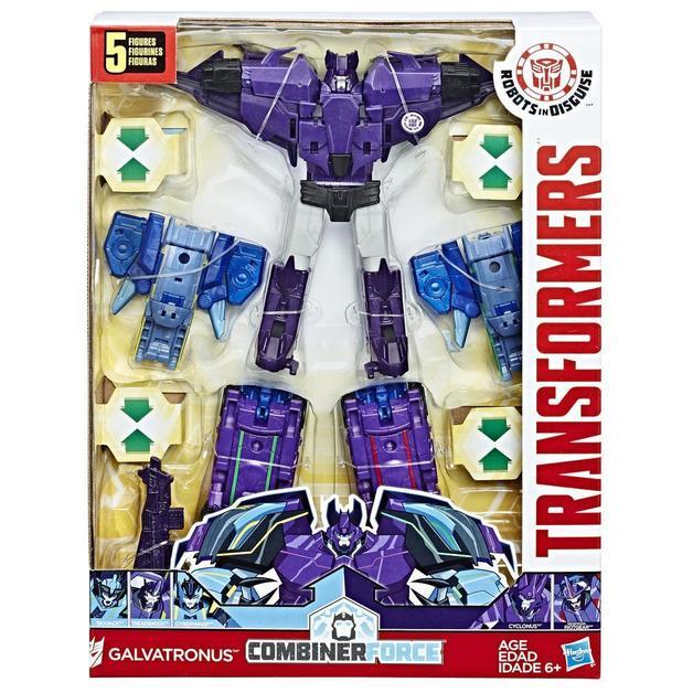 Transformers: Robots in Disguise - Team Combiner - Galvatronus