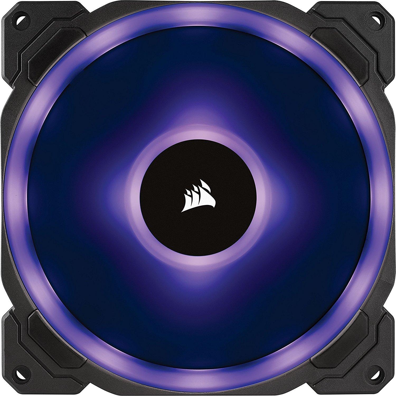 Corsair Ll Series LL140 RGB 140mm Dual Light Loop RGB LED PWM Fan — Single Pack image