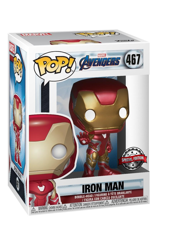 Avengers: Endgame - Iron Man Pop! Vinyl Figure image