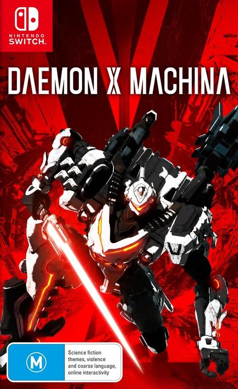 Daemon X Machina for Switch