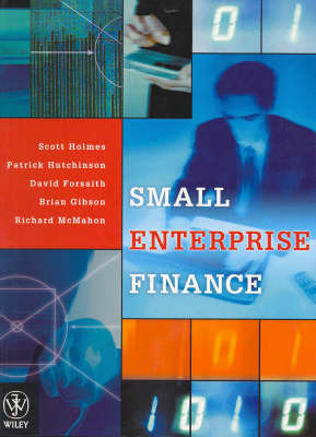 Small Enterprise Finance by Scott Holmes image