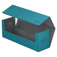 Ultimate Guard Arkhive 400+ XenoSkin Deck Case - Petrol Blue image