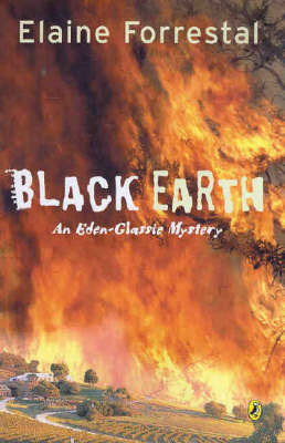 Black Earth: the Eden Glassie by Elaine Forrestal image