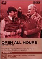 Open All Hours  - Series 3 on DVD