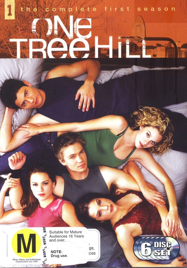 One Tree Hill - The Complete 1st Season on DVD image