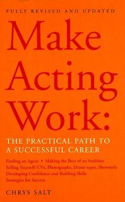 Make Acting Work by Chrys Salt image
