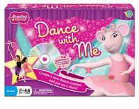 Angelina Ballerina - Dance With Me