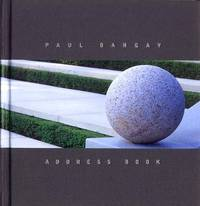 Paul Bangay Address Book by Bangay Paul image