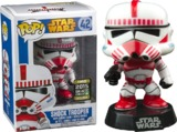 Star Wars - Shocktrooper Pop! Vinyl Figure (2015 Summer Convention Exclusive Stickered)