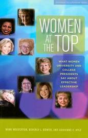 Women at the Top by Mimi Wolverton image