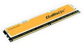Crucial 1GB Ballistix 240-pin DIMM DDR2 PC2-8500  NON-ECC