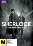 Sherlock - Complete Series Two DVD