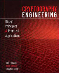 Cryptography Engineering by Niels Ferguson image