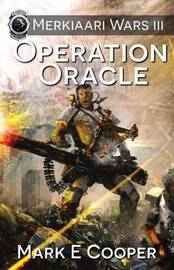 Operation Oracle by Mark E Cooper image