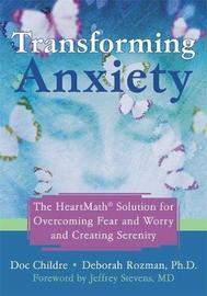 Transforming Anxiety by Deborah Rozman image