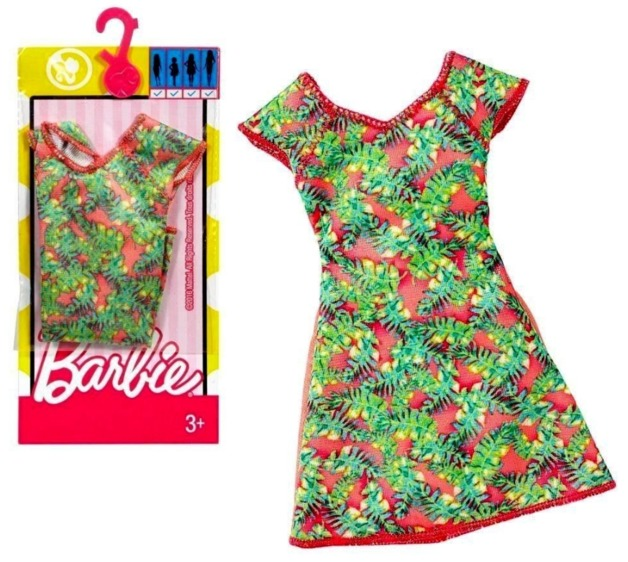 2fd0064b4fa Barbie  Fashion Dress - Single Pack
