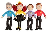 The Wiggles: Mini Soft Toy - Simon