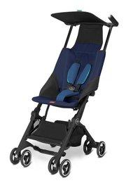 Pockit + Stroller - Blue