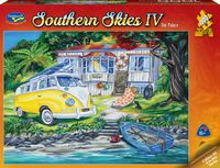 Holdson: Southern Skies 1000pc Puzzle - The Palace
