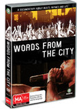 Words From The City DVD