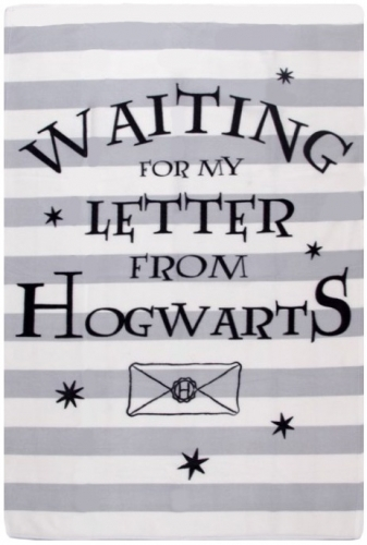 Harry Potter Spell Fleece Throw image