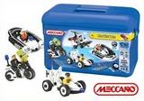 Meccano Police Tool Box