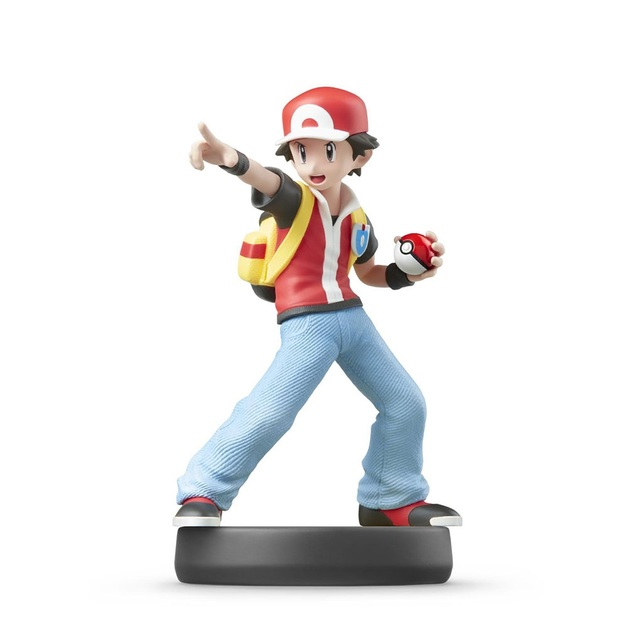 Nintendo Amiibo Pokemon Trainer - Super Smash Bros Ultimate for Switch