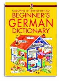 Beginner's German Dictionary by Helen Davies image
