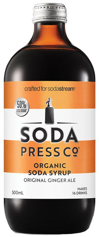 Soda Press Ginger Ale - 500ml