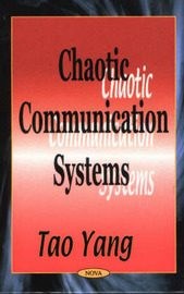 Chaotic Communication Systems by Tao Yang image