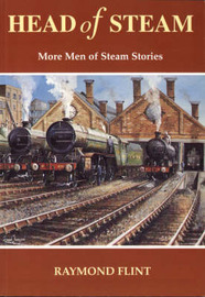 Head of Steam: More Men of Steam Stories by Raymond Flint image