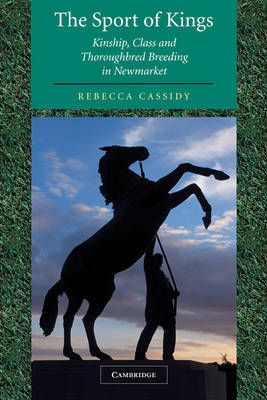 The Sport of Kings by Rebecca Cassidy image