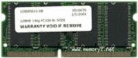 Acer 128MB PC133 RAM FOR ACER SODIMM image