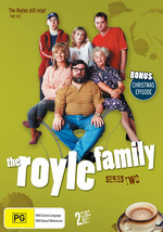 Royle Family, The - Complete Series 2 (2 Disc Set) on DVD