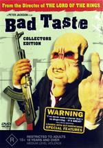 Bad Taste - Collector's Edition on DVD