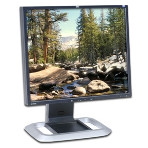 "HP L1965 19"" TFT LCD Display Silver Monitor DVI"